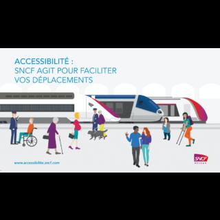 Logo SNCF Accessibilité